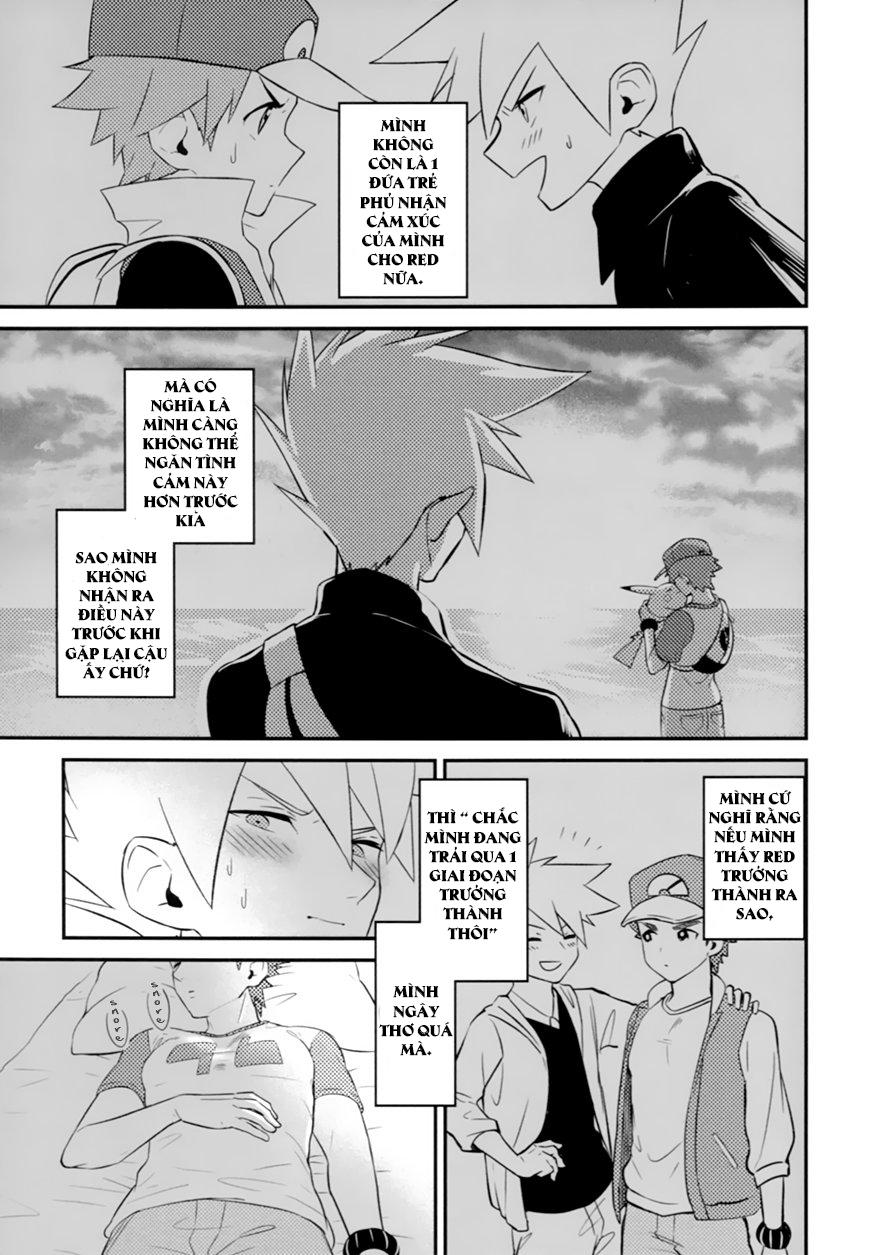 Pokemon Doujinshi Chap 3 Trang 2