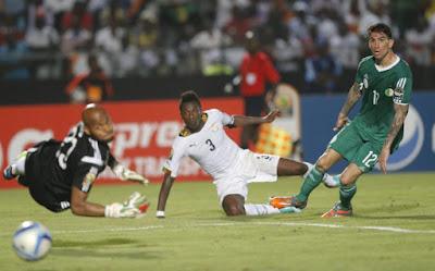 Senegal vs Argelia Copa Africana 2017