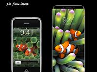 Telefon Pintar iPhone 8 (Edition) mirip Galaxy S8 mengikut 'kebocoran' baru