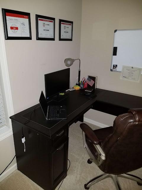 Мой домашний офис