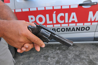 MPPB investiga falhas em armas que colocam policiais em risco