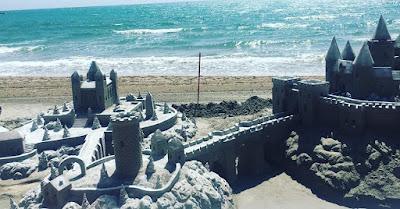 Castillos de Arena en el Campello