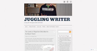 Juggling Writer