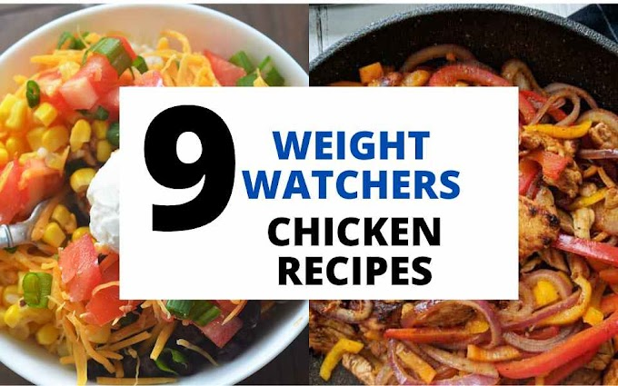 9 Amazing Weight Watchers Chicken Breast Recipes That You'll Love — under 10 Points