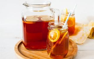 Công thức pha trà đường cực ngon mà đơn giản