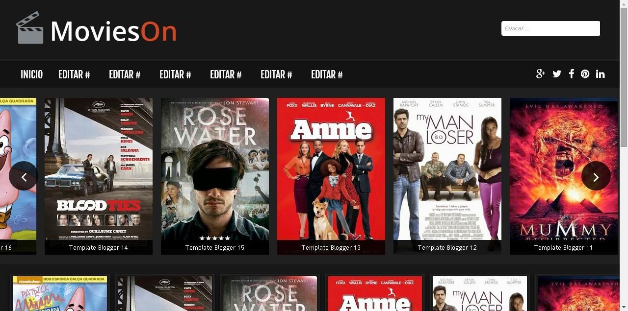 Gemütlich Film Blogger Vorlage Galerie - Beispielzusammenfassung ...