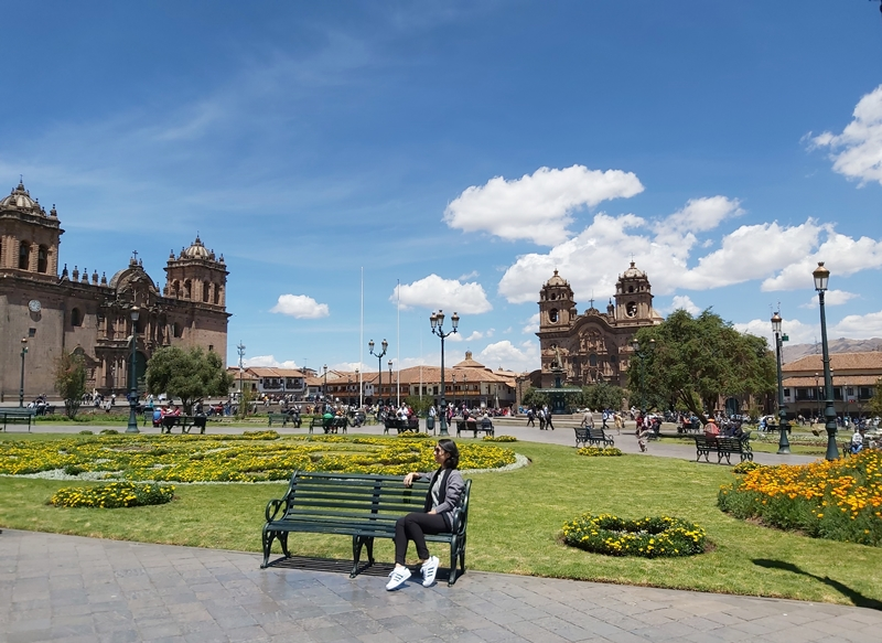 Melhor no centro de Cusco