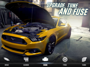 Game CSR Racing Mod 2 v.1.11.0 Mod Unlimited Money Apk+Data Terbaru