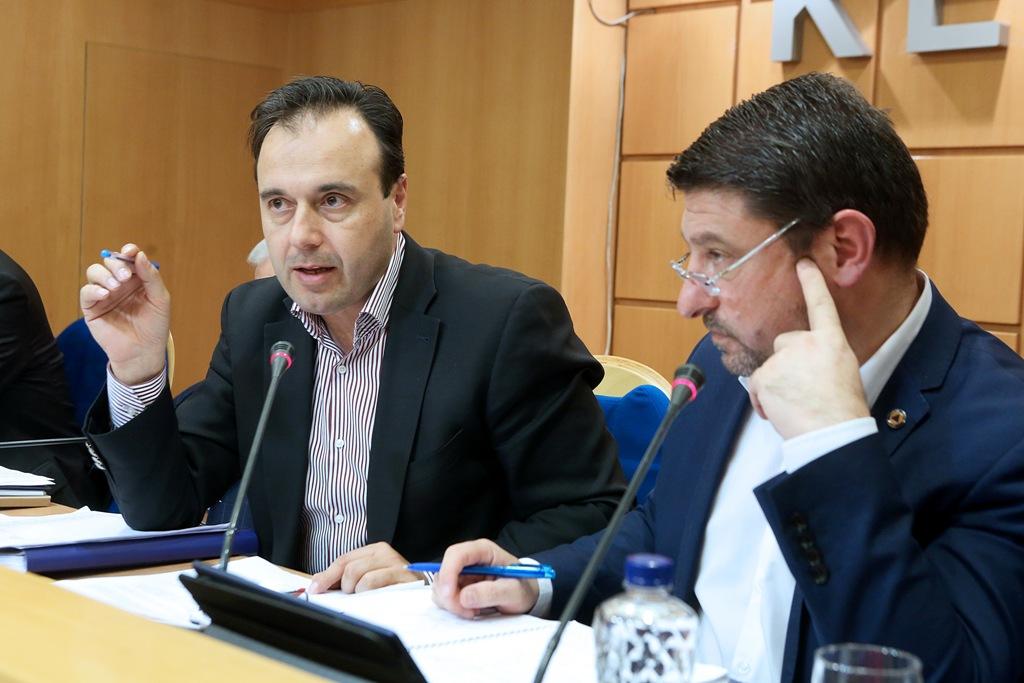 Παπαστεργίου: Ενεργά οι Δήμοι στην πρόληψη και αντιμετώπιση καταστροφικών φαινομένων