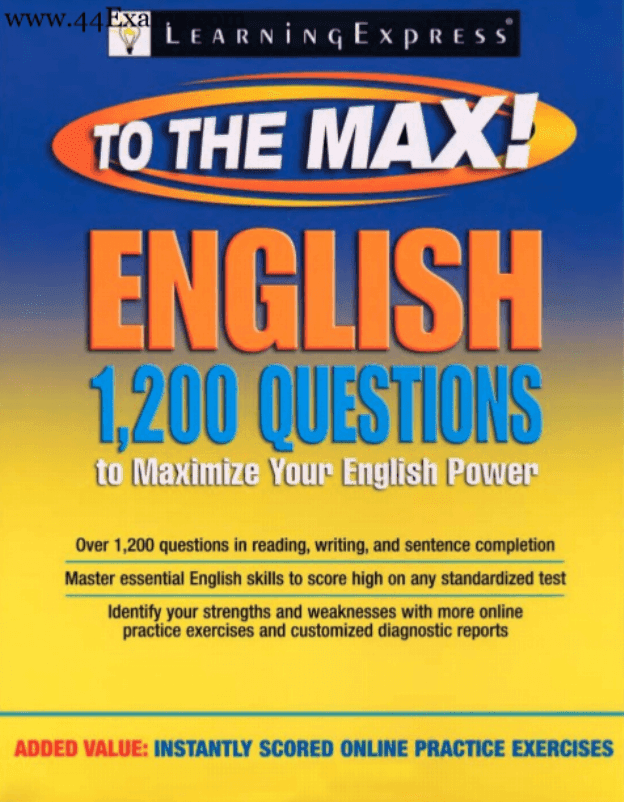 1200-English-Questions-for-Practicing-For-All-Competitive-Exam-PDF-Book