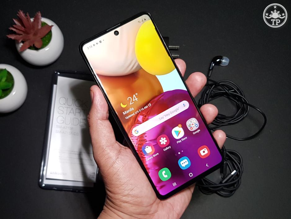 Samsung Galaxy A71 Philippines