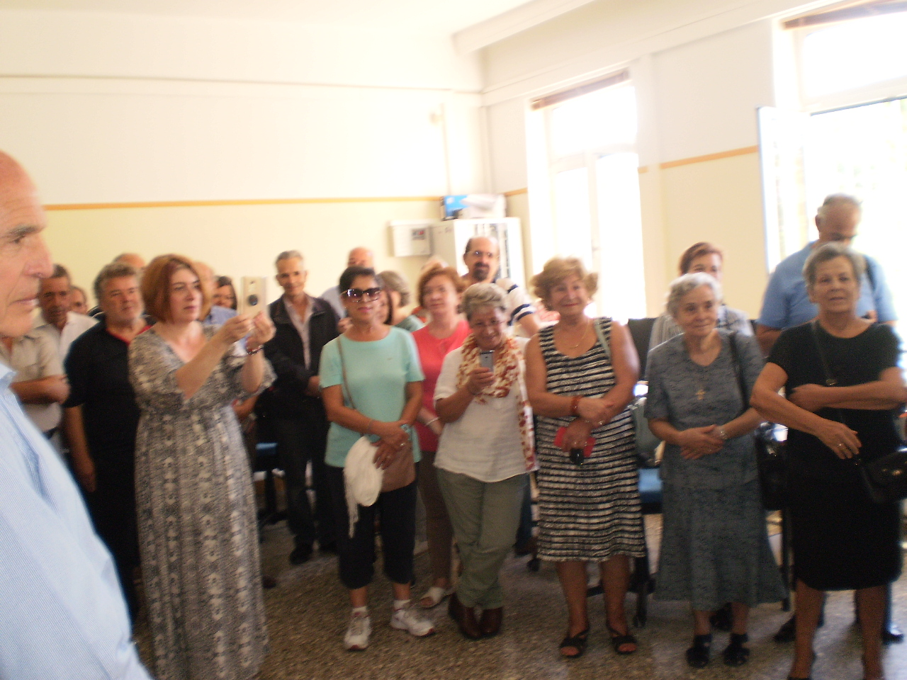 Έναρξη μαθημάτων Δια Βίου Μάθησης στη Λάρισα