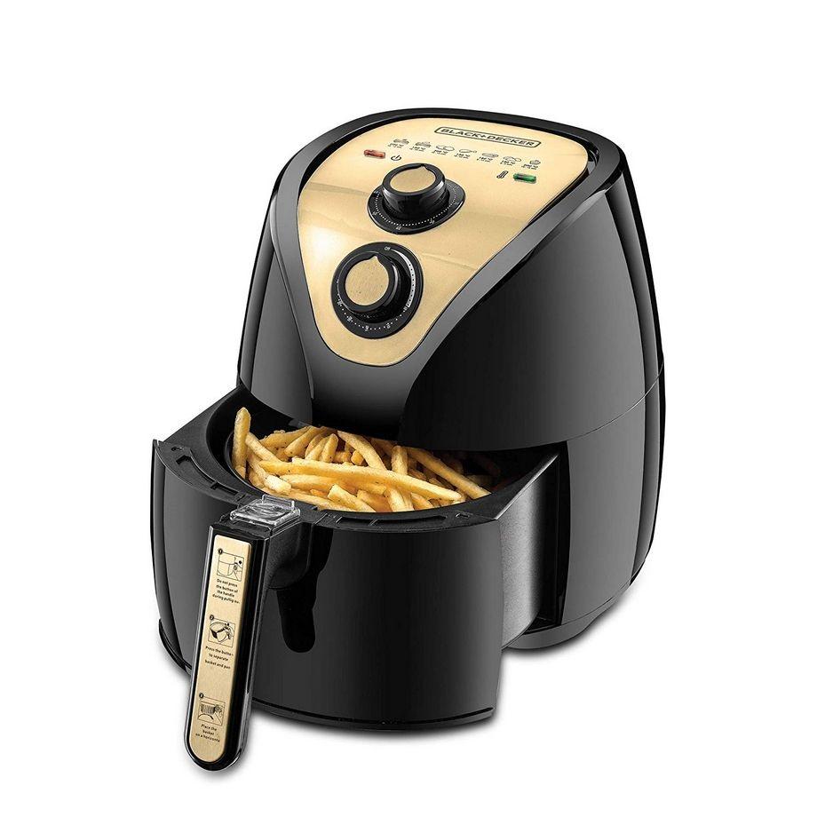 Kitchen Tech: Black + Decker Air Fryer