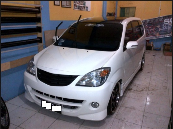 modifikasi avanza model ceper