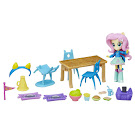 My Little Pony School Cafeteria Set Equestria Girls Minis Figures