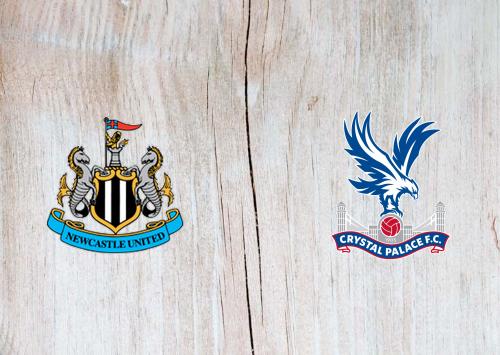 Newcastle United vs Crystal Palace -Highlights 02 February 2021