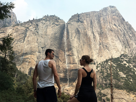 Honeymoon roadtrip in the US: National parks