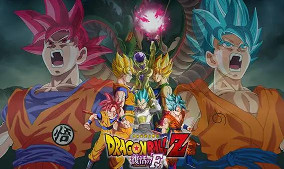 Dragon Ball Chars