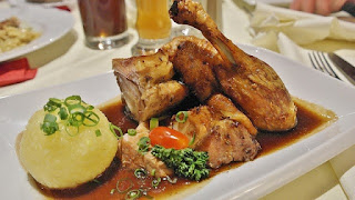 German Filled Roasted Duck – For Festive Dinners