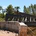 Prefeitura avança na reconstrução de ponte sobre o Riacho Rio Volta