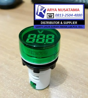 Jual Pilot Lamp Panel TAB  AD16-22DV Hijau di Makasar