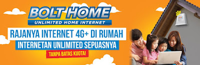 cra daftar dan pasang internet bolt home unlimited