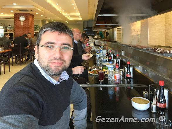 el alemin suşi barı varsa bizim de ciğer barımız var :), Birbiçer Adana
