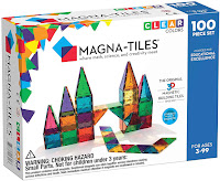 Open-Ended Play Magna-Tiles