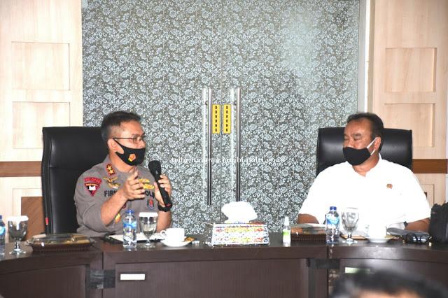 Polda Jambi Siap Bantu Selesaikan Konflik Lahan yang ada di Jambi