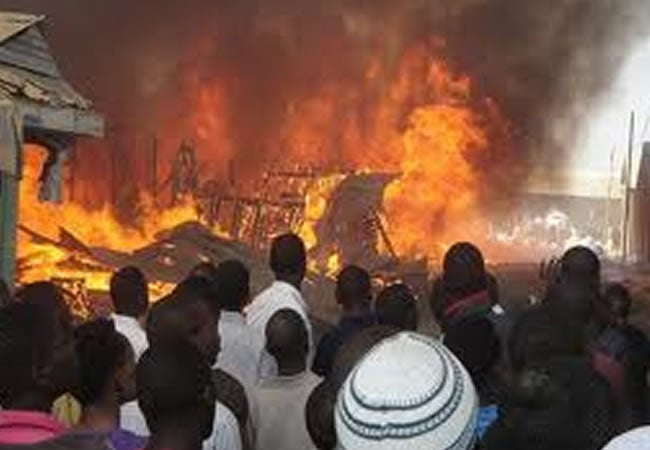 3 Children Burnt To Death In A Midnight Fire In Anambra While Mother Was In Hotel With Lover