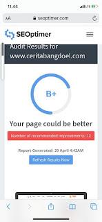 cek masalah blog cara menaikkan domain authority