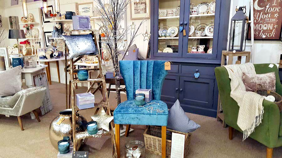Robert Gaults, Interior style, Shop Ballymoney, The Style Guide Blog