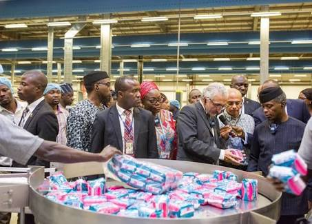 More Jobless Nigerians: Makers of Pampers shut down plant, sack Nigerian workers