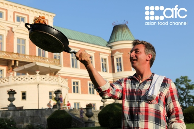 AFC, Asian food channel, chef Tareq Taylor, Nordic Cusine Cookery, cooking show, denmark, normay and finland cuisine, scandinavian food