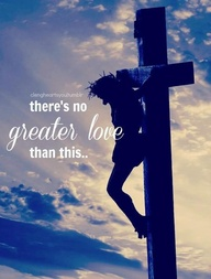 Jesus Love is Greater