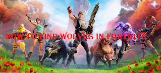 Where to Find and Hunt Wolf Fortnite Season 8, Read here !!!