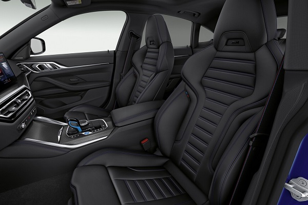 Interior BMW i4 M50
