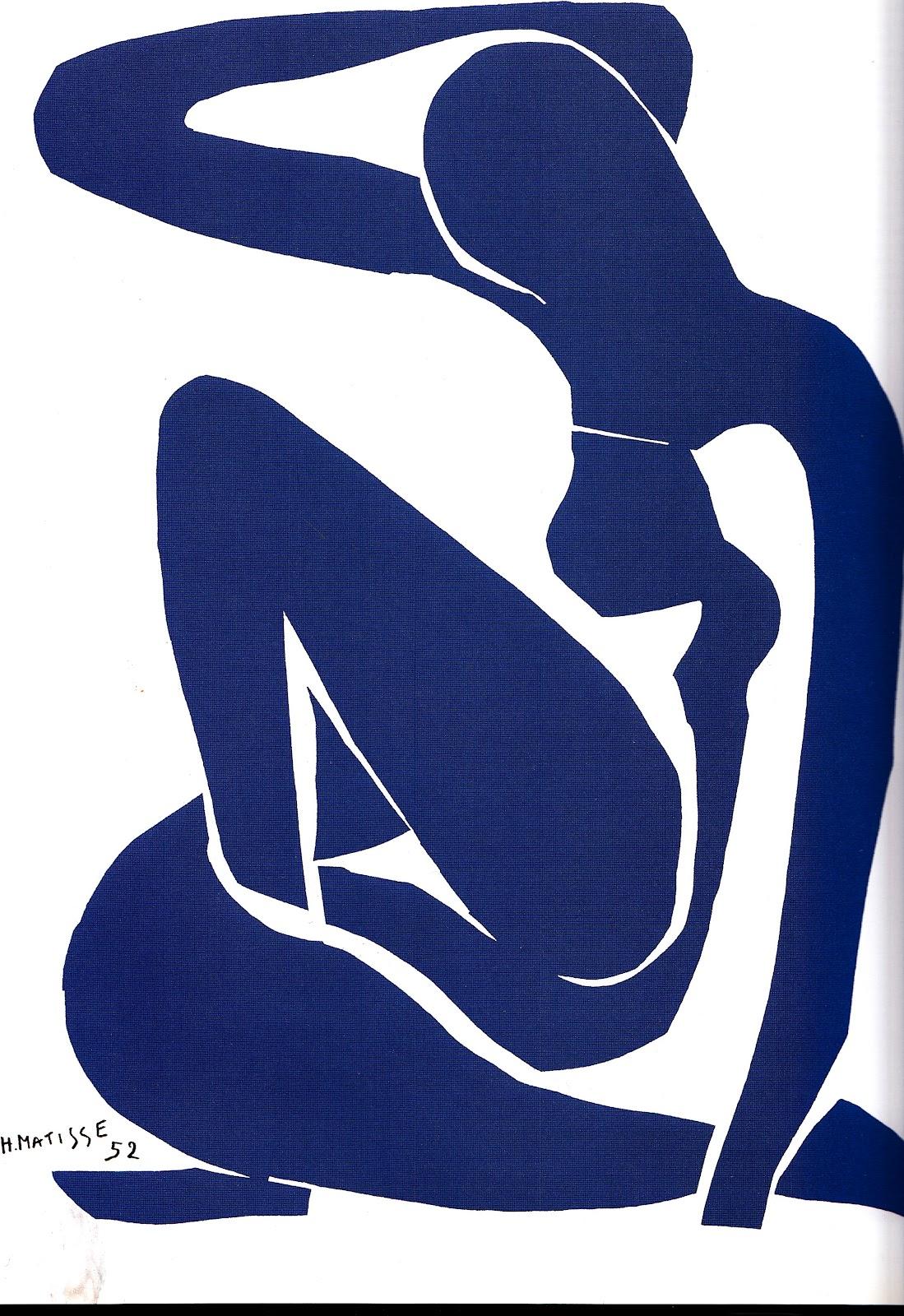 Matisse Blue Nude Ii 24