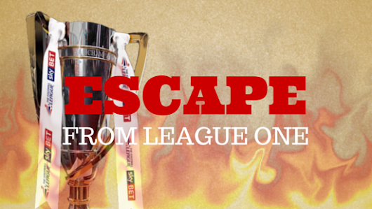 Escape From League One: The Final Countdown - On The Ponty End
