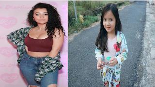 7 Bocah Cantik dan Imut Yang Menjadi Populer di Media Sosial