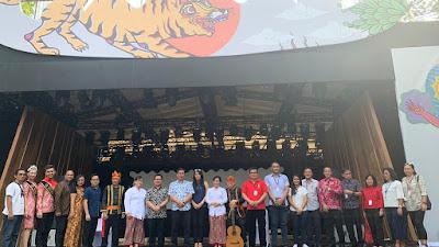 Steven Kandouw Dukung Penuh Pelestarian Budaya Sulut