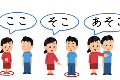 Belajar Bahasa Jepang Minna No Nihon GO BAB 3