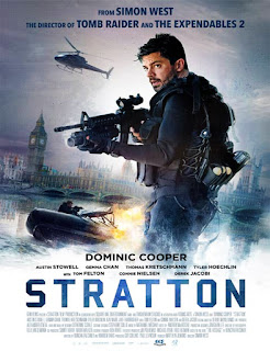 Ver Stratton (2016) película Latino HD