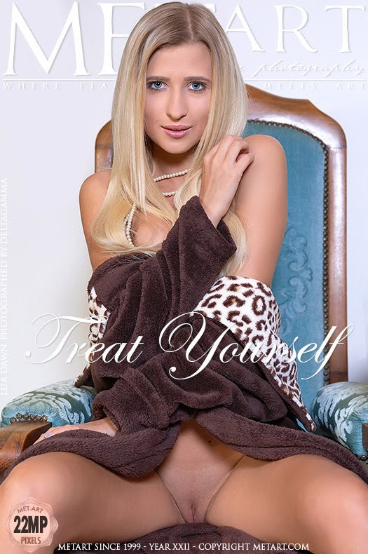 [Met-Art] Lisa Dawn - Treat Yourself