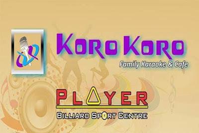 Lowongan Kerja Pekanbaru : Koro - Koro Family Karaoke & Player Billiard September 2017