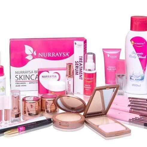 Senarai Produk Kecantikan Keluaran Muslim, produk muslim, kempen produk muslim, boikot produk non muslim