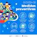 Durante los días de cuarentena se recomienda a la comunidad extremar los cuidados para evitar la circulación y transmisión del coronavirus