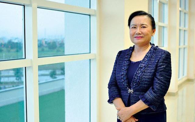 Chân dung nữ Chủ tịch 'góp công thâu tóm' gần 2.000m2 đất có nguồn gốc quốc phòng