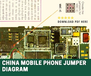 Chinese mobile jumper setting diagram
