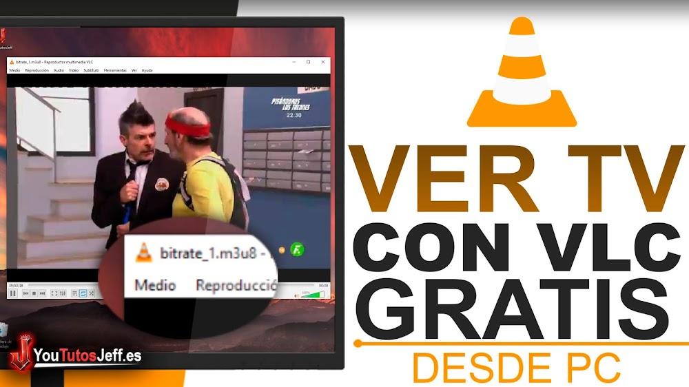 Como Ver la Televisión Online en VLC desde PC